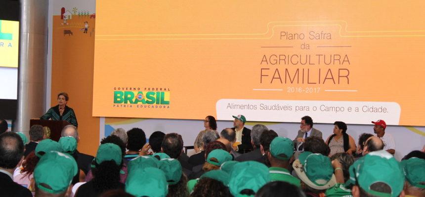 Plano Safra 2016/2017 terá aumento de crédito para agricultura familiar