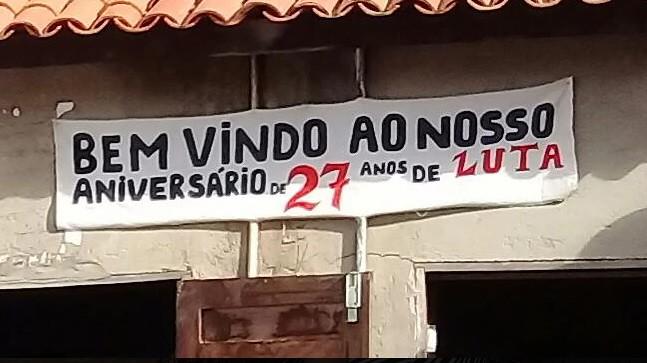 No Ceará, assentamento comemora 27 anos de luta pela terra