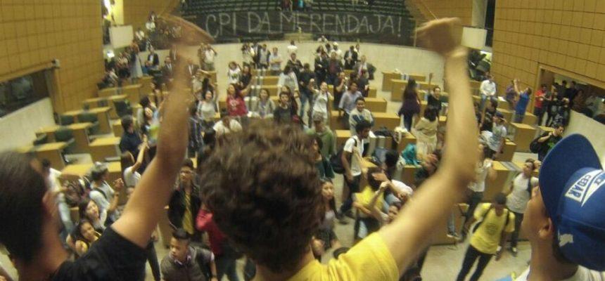 MST se solidariza com secundaristas presos essa manhã em SP