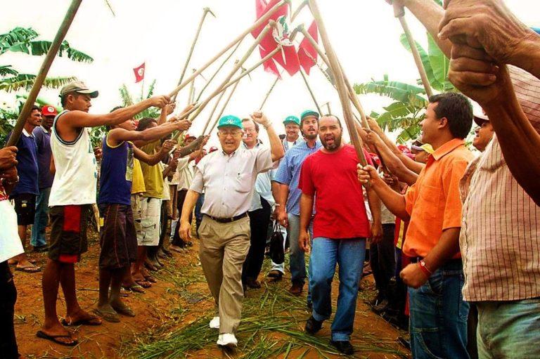 Valdir e Luiz Batista: presos políticos em Goiás