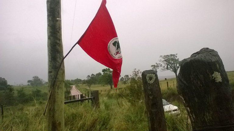 MST desocupa fazenda Tio Faustino em Eldorado do Sul