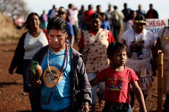 Movimentos populares se posicionam contra morte de indígenas no MS