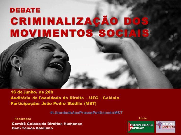 Goiás lança Comitê de Direitos Humanos Dom Tomás Balduino