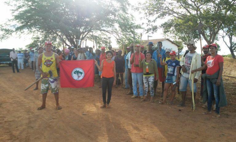 Após despejo e ameaça da PM Sem Terra ocupam latifúndio na Bahia
