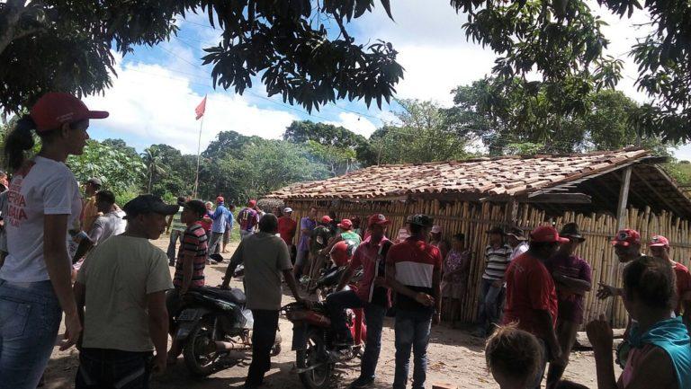 73 famílias Sem Terra são despejadas em Alagoas
