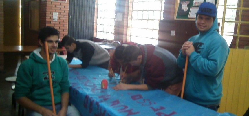 Terceira escola é ocupada em área de assentamento no Rio Grande do Sul