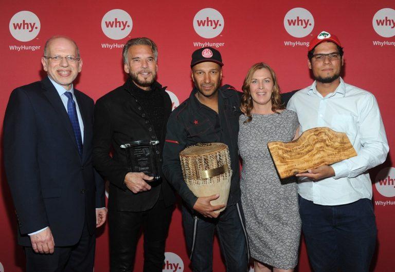 MST recebe o WhyHunger Chapin Awards