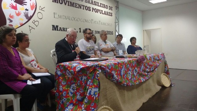 Pastoral da Terra lança Campanha CPT 40 anos em Mariana (MG)