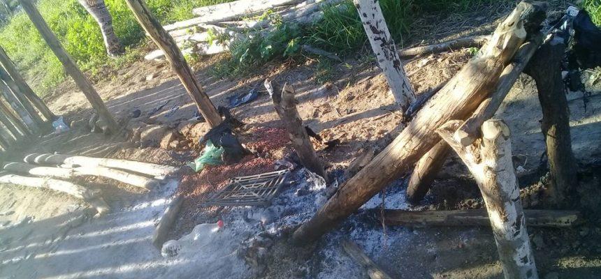 Acampamento do MST é atacado em Quixeramobim