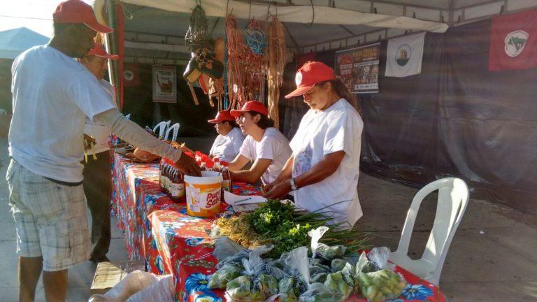 MST realiza III Feira Agrária no Ceará