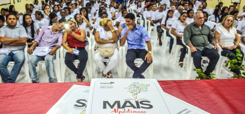 MST abre Jornada de Alfabetização no Maranhão