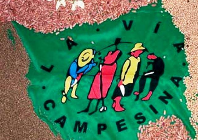Via Campesina lança manifesto pedindo Fora Temer