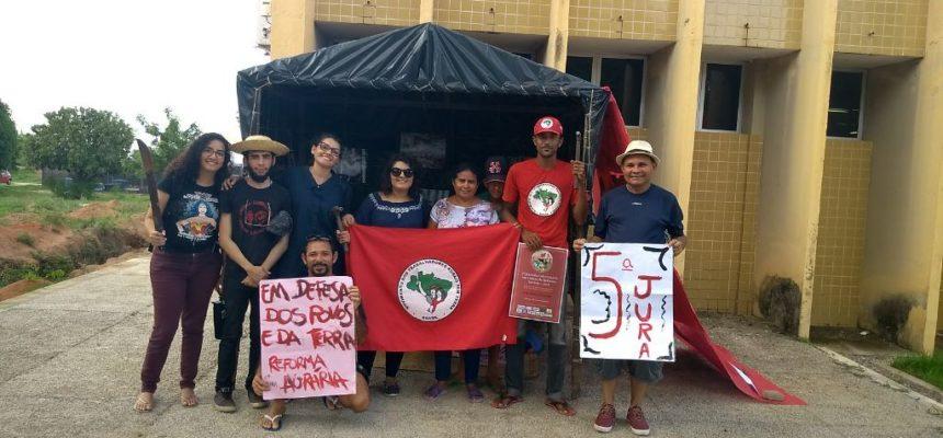 No Rio Grande do Norte, a 5° Jornada Universitária denuncia a criminalização do Movimento Populares