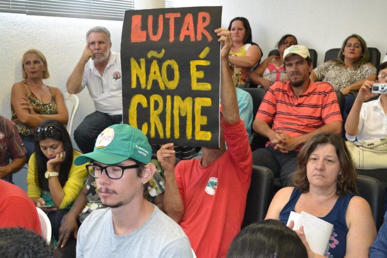 Audiência Pública lança Comitê de Direitos Humanos em Goiás