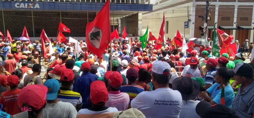 Em Maceió, Sem Terra realizam ato ecumênico em memória aos 22 anos do Massacre de Eldorado dos Carajás