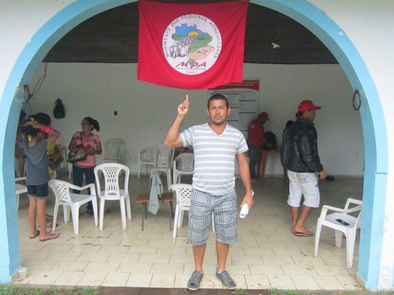MPA denúncia assassinato de liderança no Pará