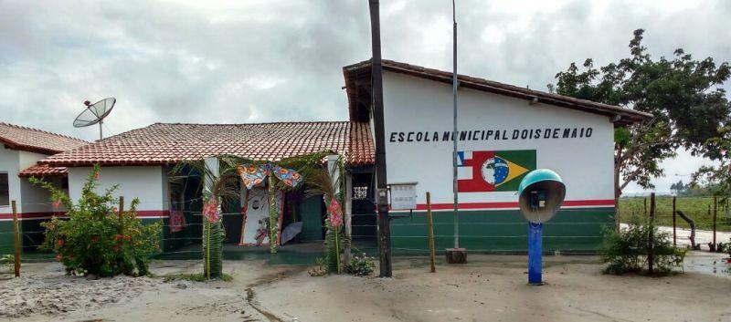 Sem Terra inauguram duas escolas no Assentamento Chico Mendes, em Porto Seguro