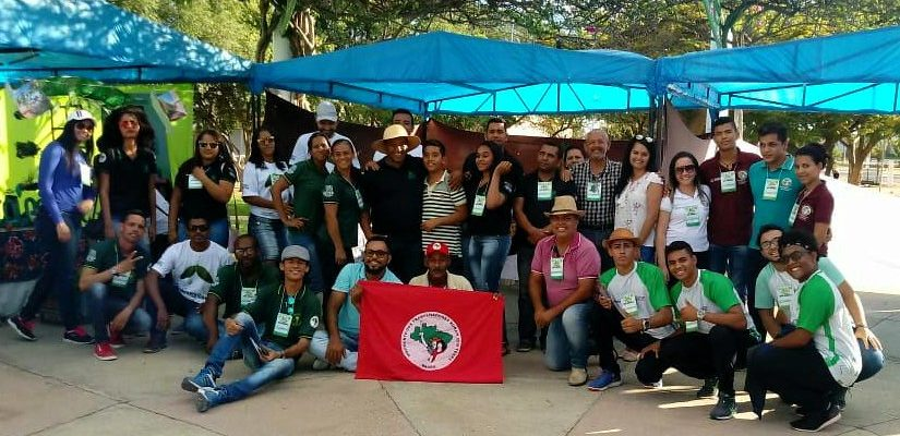 Estudantes do MST discutem preservação ambiental em Sobradinho, no Norte da Bahia