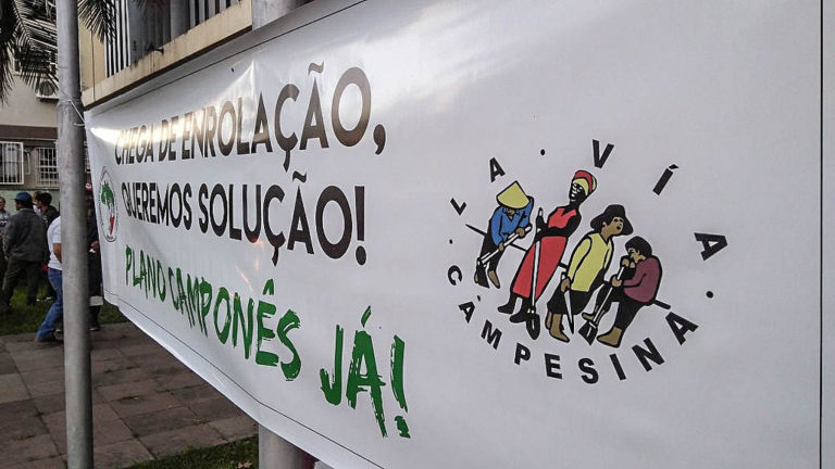 Levante camponês ajuda a vencer barreiras e leva governos a negociar pauta de reivindicações