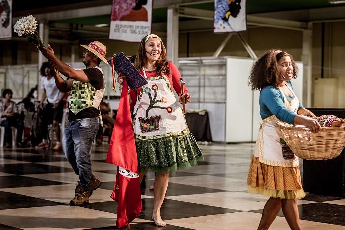 Mais de 1500 Sem Terra dão início ao Festival de Cultura da Reforma Agrária