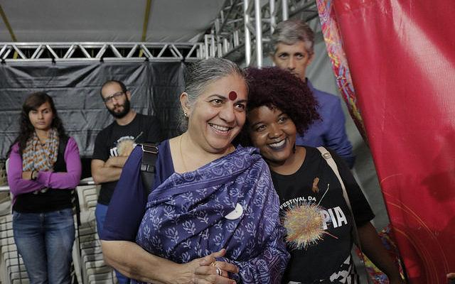 Festival Internacional da Utopia se encerra após cinco dias de programação
