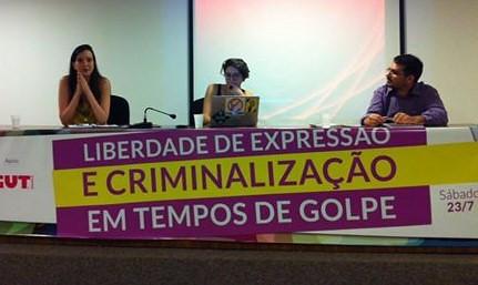 A mídia e a política usam da narrativa jurídica para criminalizar, apontam especialistas
