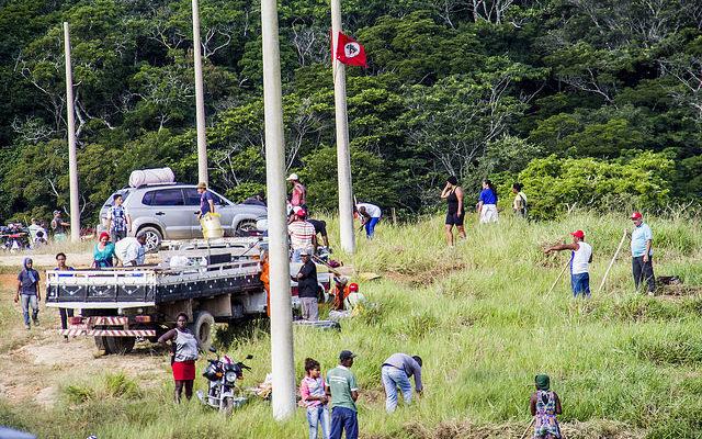 MST repudia ofensiva do judiciário contra a luta pela terra no RJ