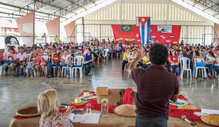 MST realiza encontro de educadores da Reforma Agrária no Ceará