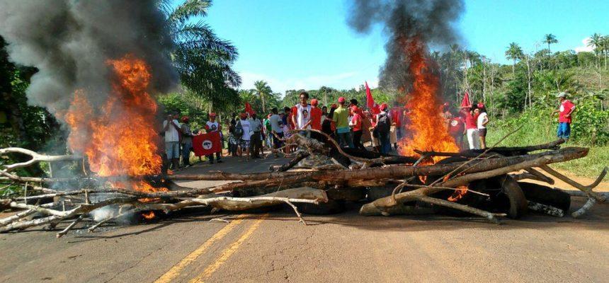 Trabalhadores do campo e da cidade intensificam ações na Bahia