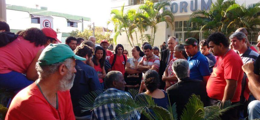 Conflito em Ariadnópolis recebe audiência no Cejus Social