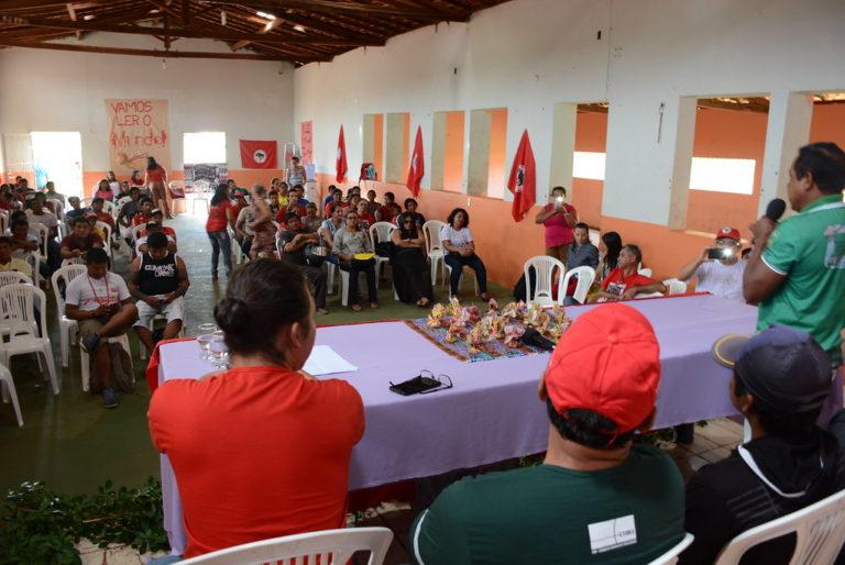 Jornada de Alfabetização reúne caciques indígenas no Maranhão