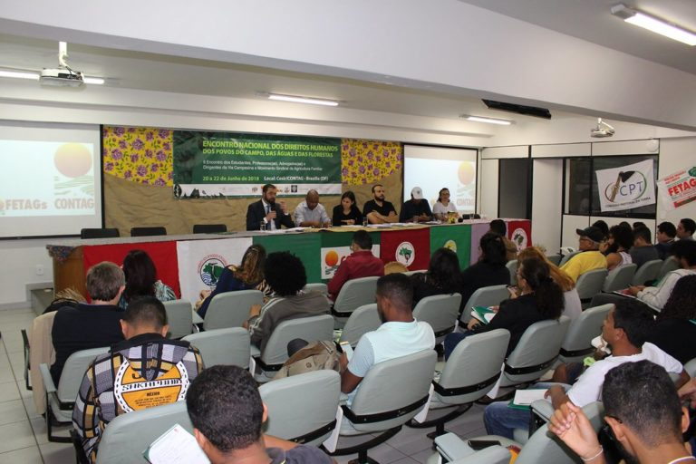 Encontro Nacional de Direitos Humanos: Unir forças e enfrentar os retrocessos