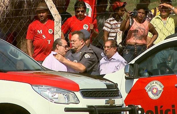 Em nota, MST repudia ação violenta da Policia Militar de SP