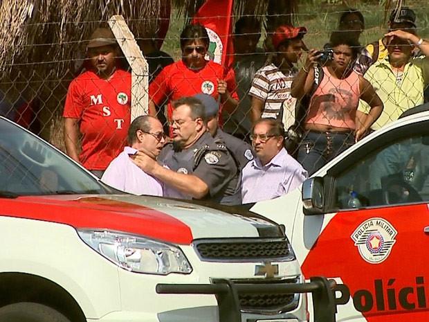 MST repudia ação violenta da Policia Militar de SP