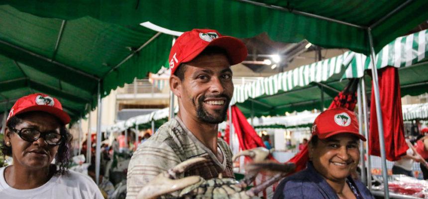 Em festival, camponeses contam histórias de resistência e amor pela terra