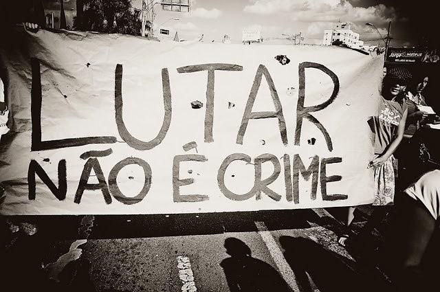 FNDC promove debate sobre a criminalização dos movimentos sociais em Brasília