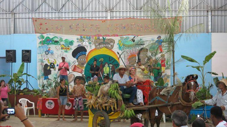 Juventude da Via Campesina realiza Escola Estadual em RO