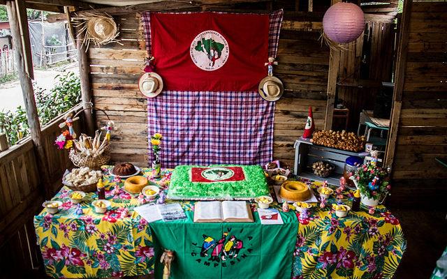 Acampamento Marli Pereira da Silva completa sete anos de resistência