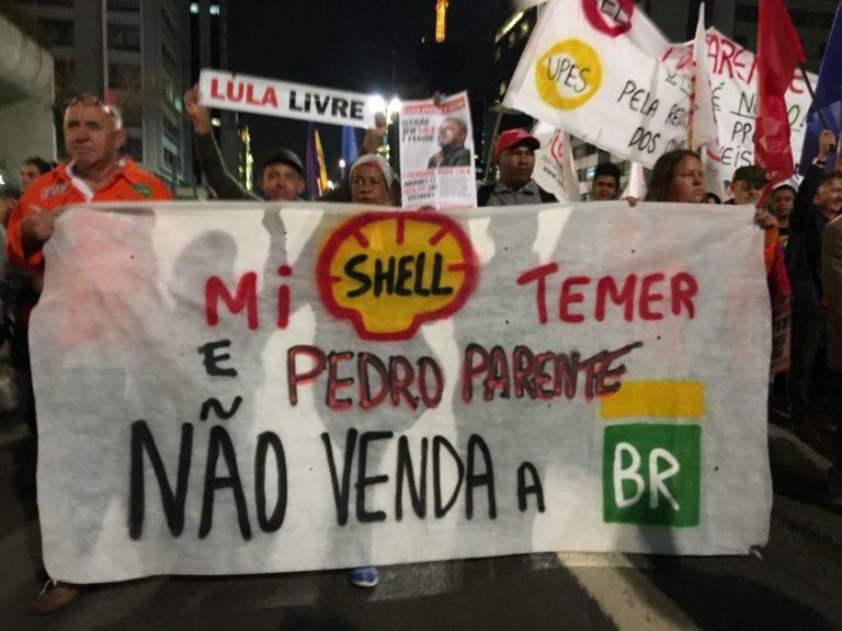 MST se posiciona após saída de Pedro Parente
