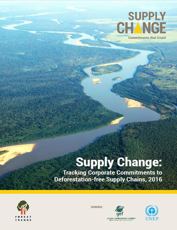 Relatório mostra que commodities agrícolas são responsáveis por mais de um terço do desmatamento tropical ao ano
