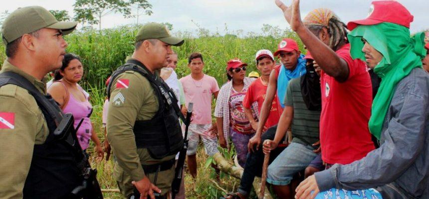 Com grandes ocupações de terra, MST exige Reforma Agrária