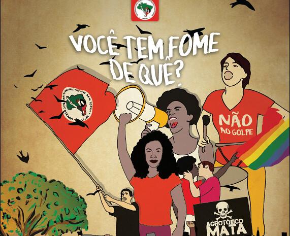 Juventude Sem Terra se mobiliza em todo o país durante 7ª Jornada