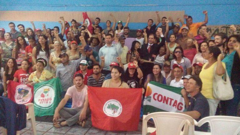 Simpósio discute a criminalização dos movimentos populares em Goiás