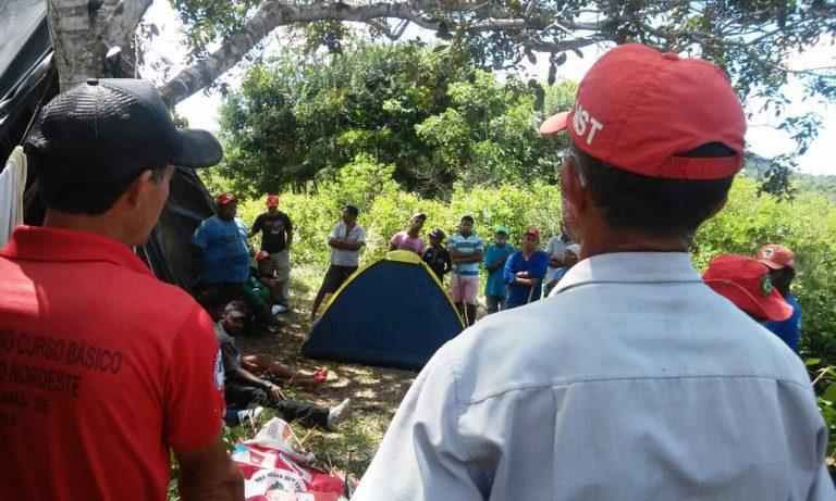 Juventude Sem Terra realiza ocupação em Sergipe