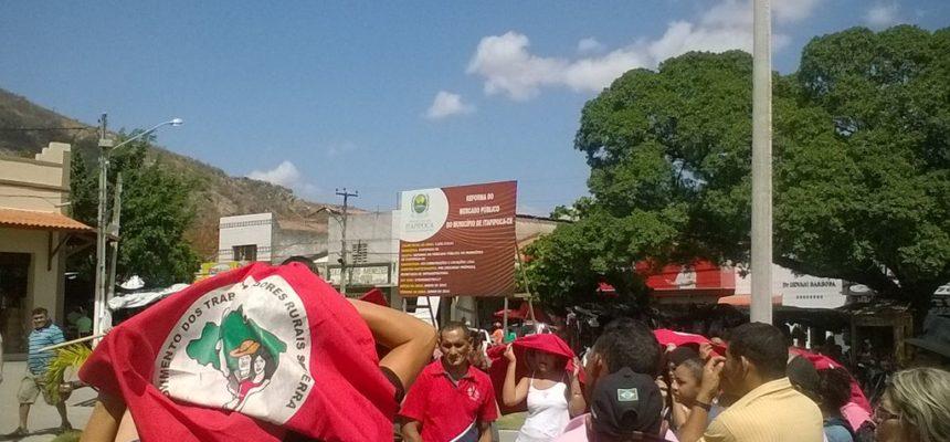 No Ceará, dois mil Sem Terra ocupam Agências do Banco do Nordeste