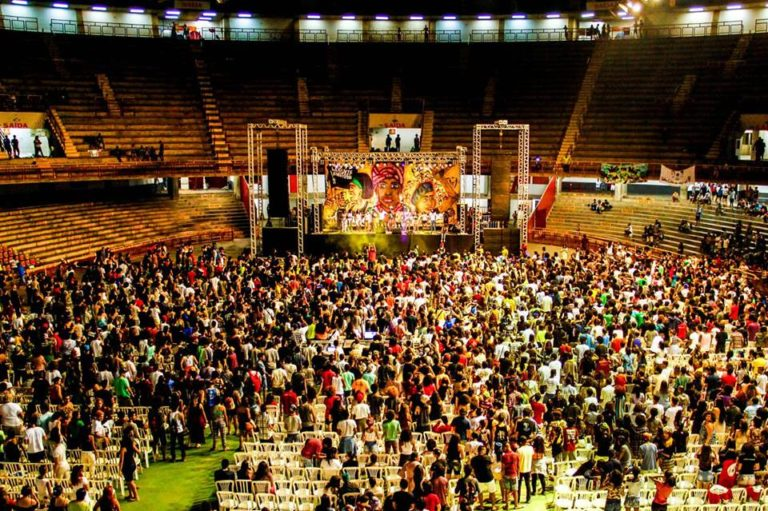 Acampamento nacional reúne 7 mil jovens em Belo Horizonte