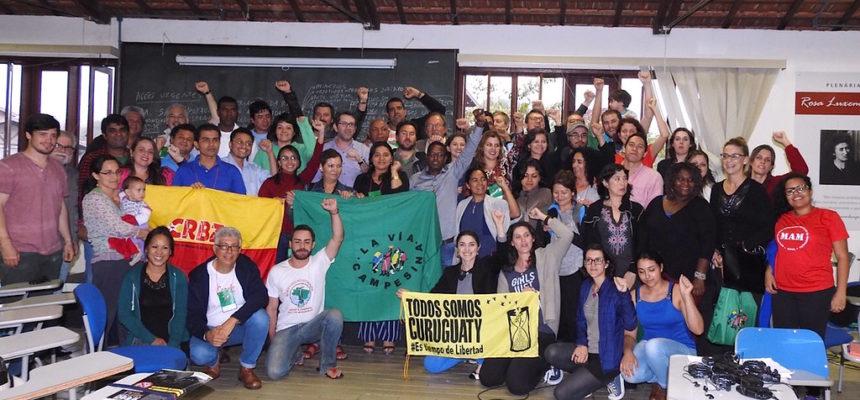 """""""Não descansaremos enquanto não libertarmos todos os nossos presos políticos"""", afirma Via Campesina"""