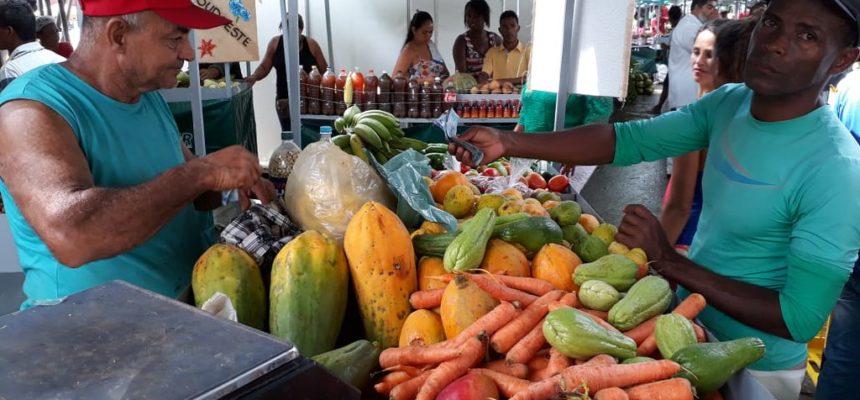 4º Feira Estadual da Reforma Agrária movimenta o Centro de Salvador