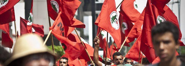MST manifesta repúdio ao tratamento violento do Governo de Goiás