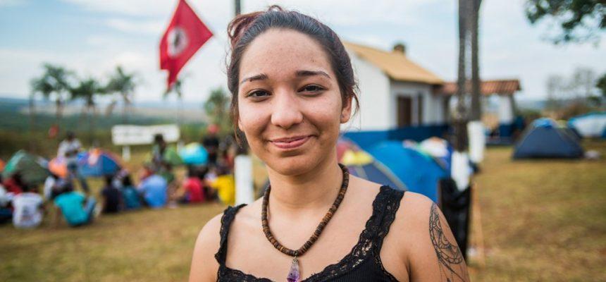 Talia Machado: feminista, camponesa e revolucionária